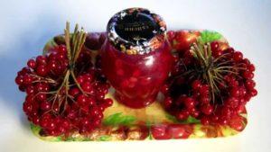 Заготовки с ягодой на зиму