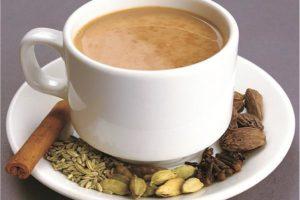 Индийский масала - чай с кардамоном