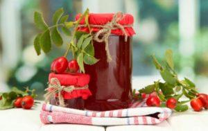 Полезные и лечебные свойства сиропа шиповника
