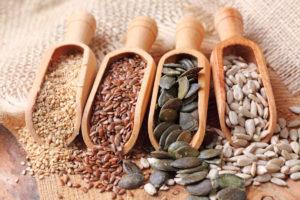Полезные свойства семян