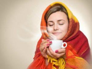 Польза при простуде