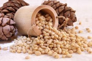 Применение кедровых орехов в народной медицине