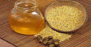 Применение пыльцы в лечебных целях