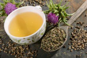 Рецепты для приема расторопши при некоторых заболеваниях