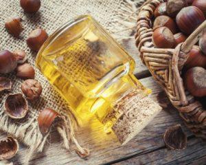 Свойства масла лесного ореха