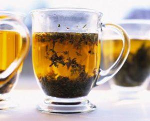 Солерастворяющий чай из сабельника