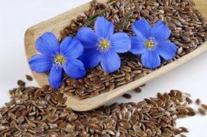 4. Семена льна