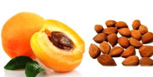 6. Семена абрикоса