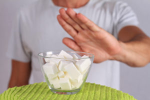 Вред сахара при похудении