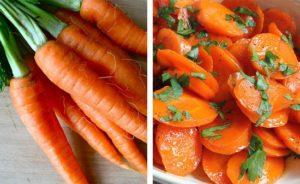 Какая морковь полезнее: сырая или вареная