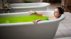 Как приготовить хвойную ванну