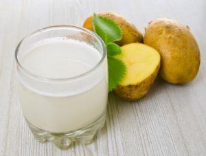Картофельный сок: полезные свойства, противопоказания, польза и вред