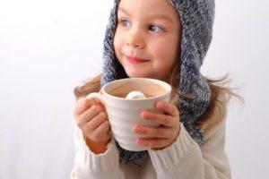Когда лучше всего пить какао