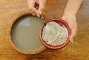 Основные принципы приготовления глины