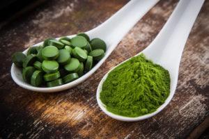 Особенности применения зеленой хлореллы
