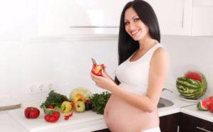 Польза болгарского перца при беременности