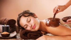 Польза шоколада при обертываниях