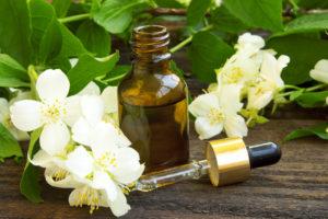 Применение масла жасмина для заживления ран