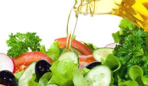 Применение природного масла в кулинарии