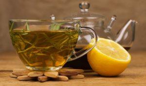 Применение чая и отваров