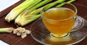 Рецепты напитков с лимонной травой