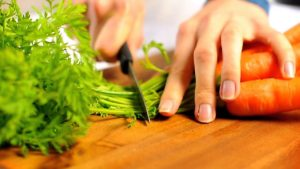 Состав морковной ботвы
