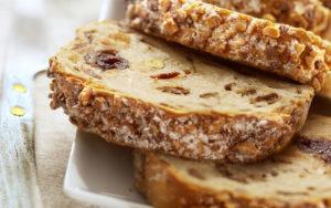 Хлеб с орехами