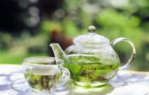 Чай на основе листьев