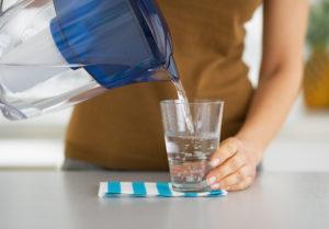 Пейте фильтрованную воду