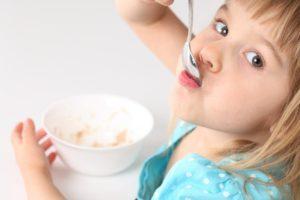 Польза манной каши для детей