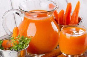 Сок моркови: полезные свойства, противопоказания, польза и вред